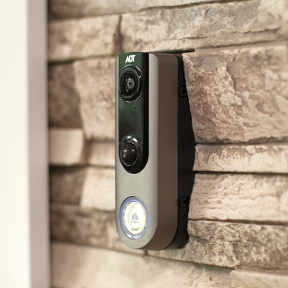 Detroit doorbell security camera